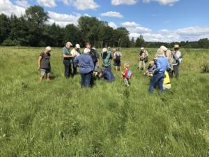 Offentlig tur med Botanisk Forening