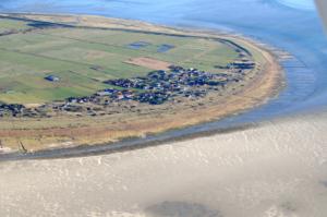 Mandø. Foto: John Frikke